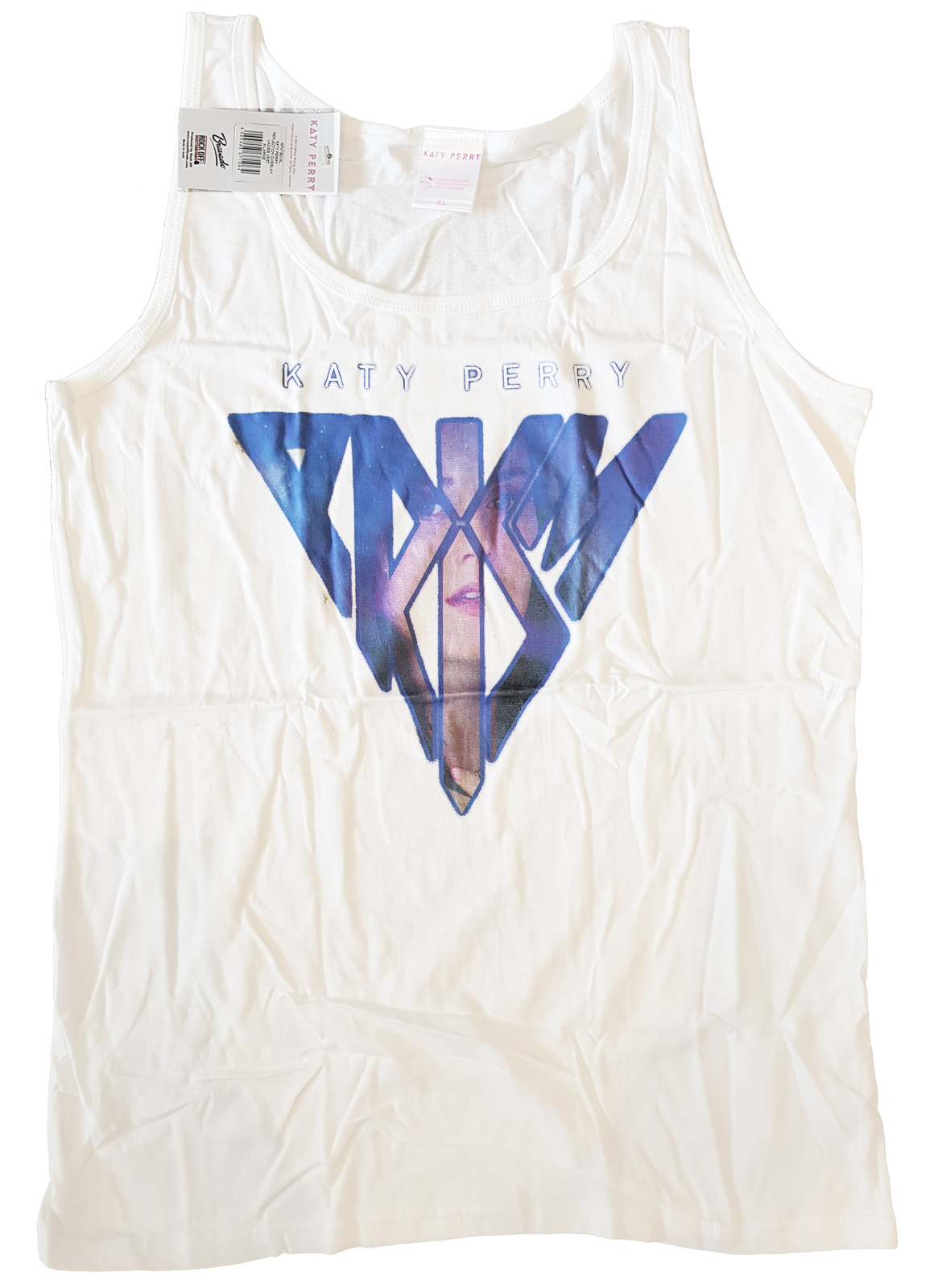 Primary image for Katy Perry Prism Vest Official Tee T-Shirt Womens Girls