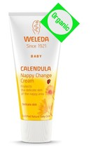 Weleda Baby Calendula Nappy Change Cream 75 ml Organic