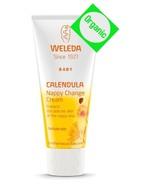 Weleda Baby Calendula Nappy Change Cream 75 ml Organic - $12.37