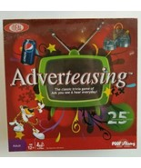 Adverteasing The Classic Trivia Game of Ads IDEAL 2011 25th Anniversary ... - $34.53