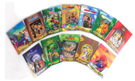 Disney Classic 12-Book Set with Lenticular Covers - $67.72