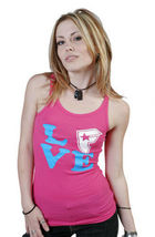 FSAS Famous Stars and Straps Love Tank Top Travis Barker Blink 182 image 8