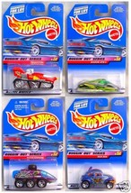 "HOT WHEELS - 1998 ""BUGGIN' OUT SERIES"" SET OF 4  - $15.00"