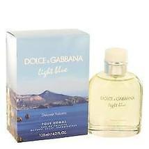 Light Blue Discover Vulcano Cologne By  DOLCE & GABBANA  FOR MEN  4.2 oz... - $64.50