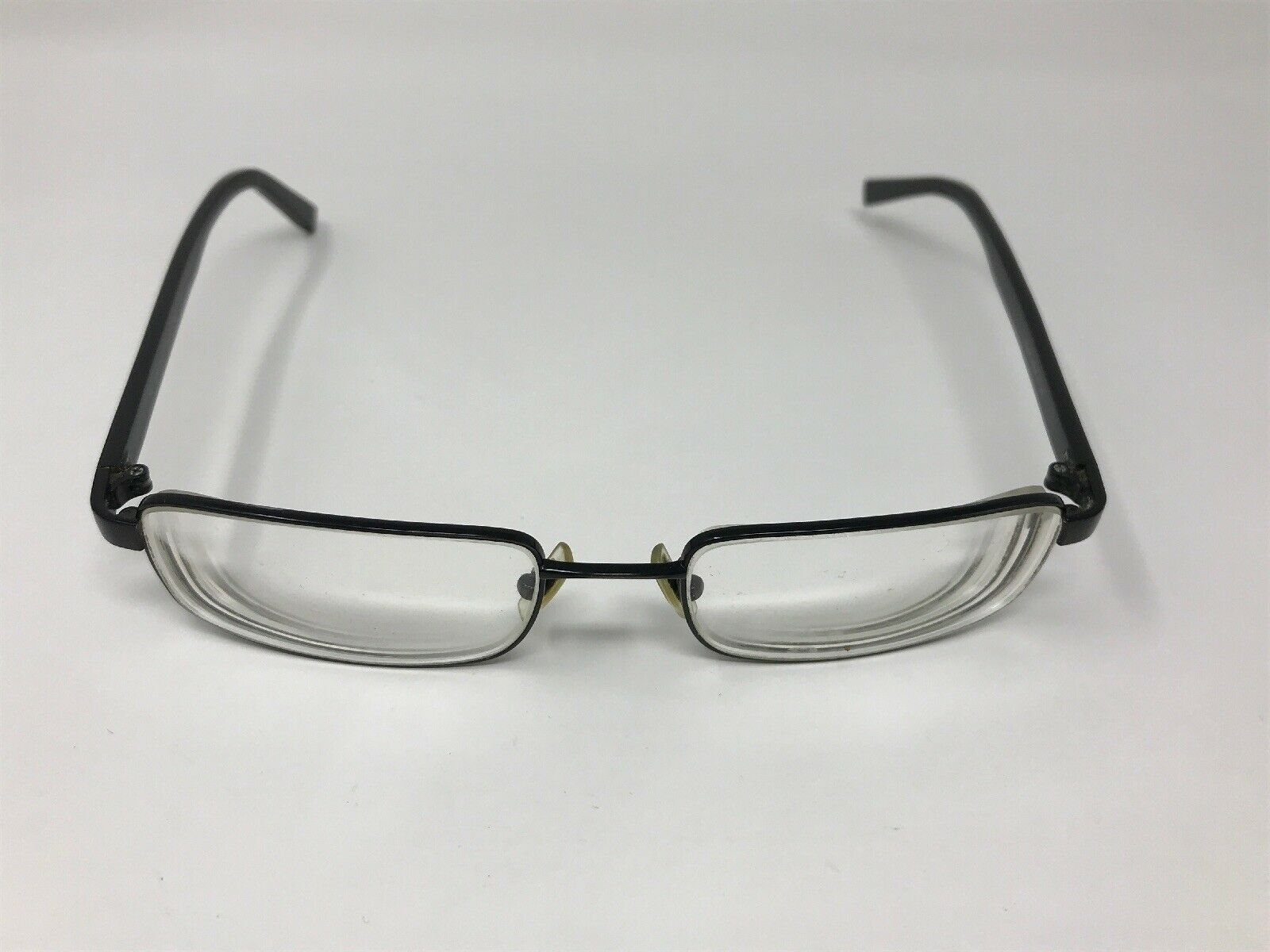 CALVIN KLEIN Eyeglasses Frame Japan Mod.582 55-19-140 Black/Dark Green SN82
