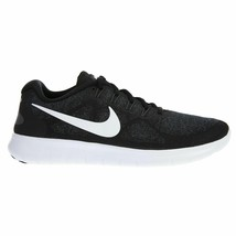 Nike Men Free RN 2017 Running Shoe 880839 001 Black White Gray Size 12.5 - $79.95
