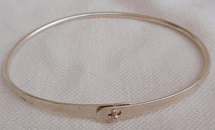 Primary image for Silver bracelet LHD