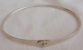 Silver bracelet LHD - $25.00