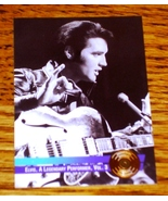 ELVIS A LEGENDARY PERFORMER VOL. 3 GOLD COLLECTIBLE CARD #13 - $29.00