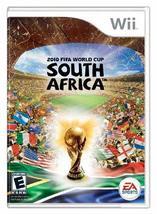 2010 FIFA World Cup - Nintendo Wii [Nintendo Wii] - $12.36