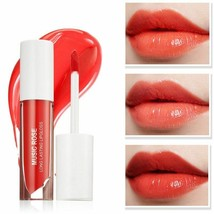 Lip Gloss Lipstick Moisturizer Sexy Red Matte Lips Cosmetics Waterproof ... - $5.67