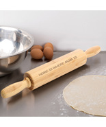 Home Is Where Mom Is Custom Wooden Rolling Pin - $12.99