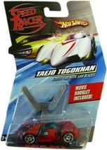 Hot Wheels Speed Racer Car - Taejo Togokhan - $23.00