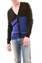 Diesel Men's Black Gold Kannella-Royal Family Sweater Multi Size L RRP $... - $133.64