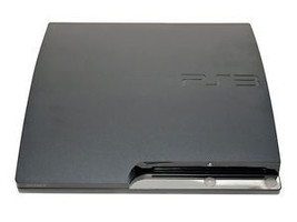 Sony Playstation 3 Slim (320GB Verison) Gaming Console - Charcoal Black - $153.99