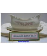 Franciscan China - Rossmore - Gravy Boat with a... - $45.00