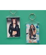 Miley Cyrus 2 Photo Designer Collectible Keycha... - $9.95