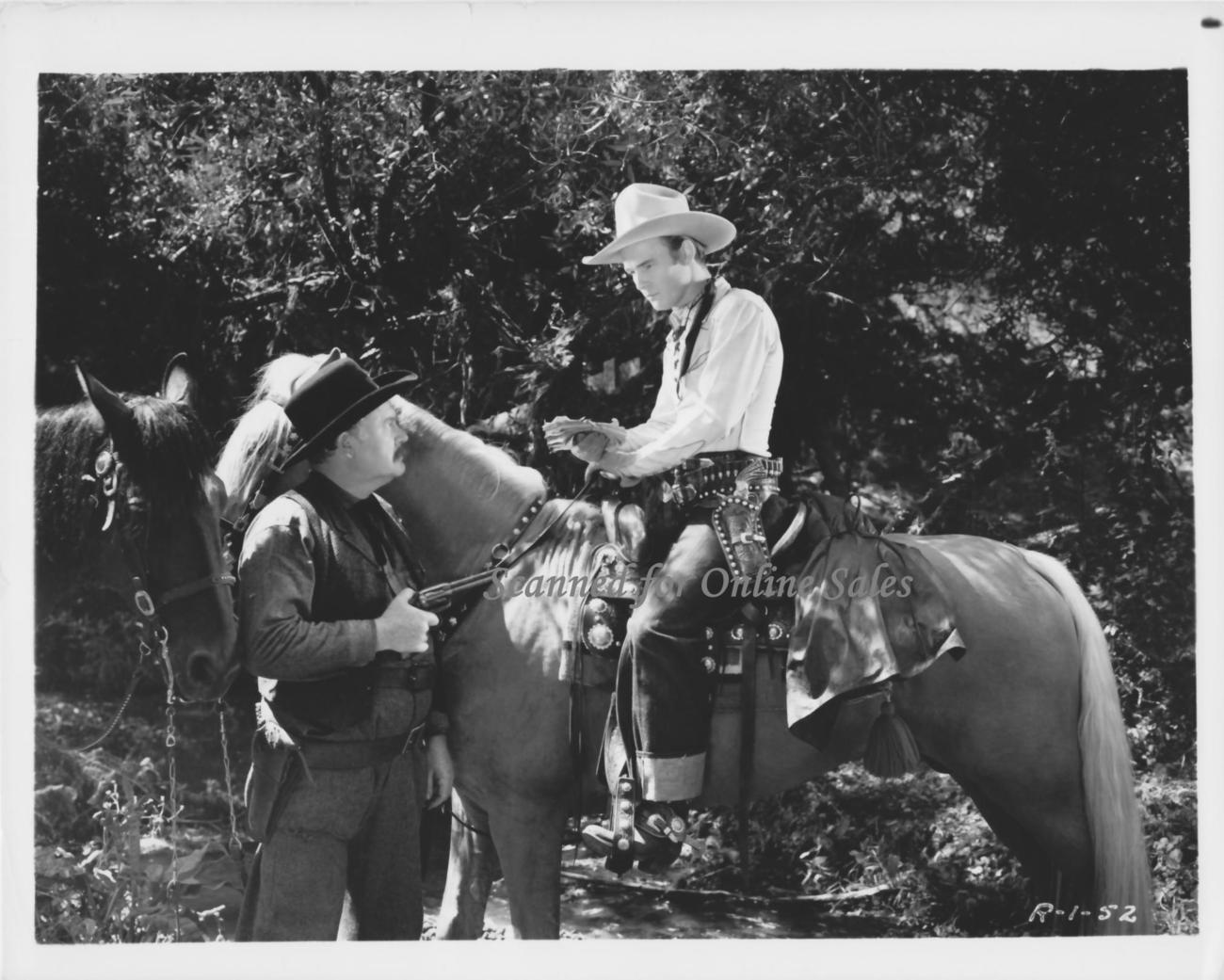Roy Rogers Trigger 8x10 Photo 1682304
