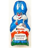 """New Kinder Milk Chocolate 7"""" Easter Bunny 3.8 oz Candy - $14.80"""