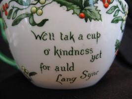 Tea Cup & Saucer - Holiday - $14.40