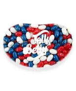 RED, WHITE & BLUE MIX Jelly Belly Beans ~ 2 Pou... - $13.20