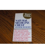 Natural Medicine Chest And Home Remedies - $3.97