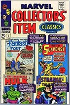 Marvel Collector's Item Classics Comic #7 Feb., 1966 [Comic] [Jan 01, 1966] Marv - $20.81