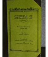 "SHREK 2 Screenplay - ""For Consideration"" Script 2004 - $22.50"