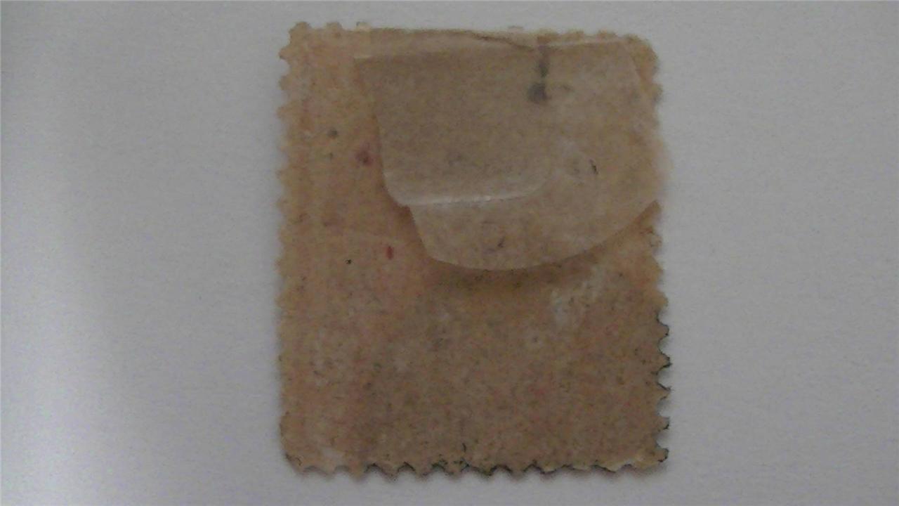 Old Washington Carmine Used USA 2 Cent Stamp