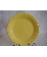 Fiestaware Light Yellow Dinner Plate Fiesta  K - $12.00