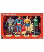 NJ Croce Justice League Bendable Boxed Set, Great Halloween Gift ! - $21.29