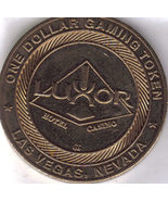 Las Vegas LUXOR One Dollar Gaming Token: ANUBIS - $5.95