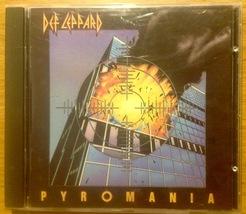 Def Leppard Pyromania Cd (1983) Mercury Phonogram  - $9.99