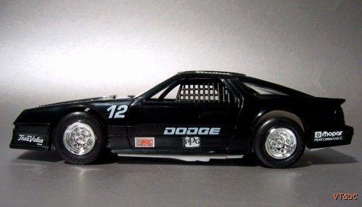 iroc true value 1990 dodge daytona race car model sport touring cars. Black Bedroom Furniture Sets. Home Design Ideas