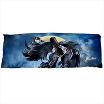 dakimakura body hugging pillow case bayonetta cover daki - $36.00