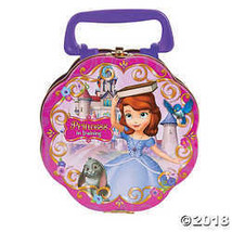 Sofia the First Party Favor Container - $14.99