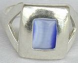 Blue cat eye ring thumb155 crop