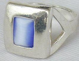 Blue cat eye ring 1 thumb200