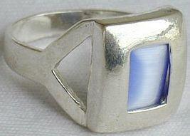 Blue cat eye ring 2 thumb200