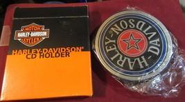 Harley-Davidson CD Holder - NEW IN PACKAGE - $15.15