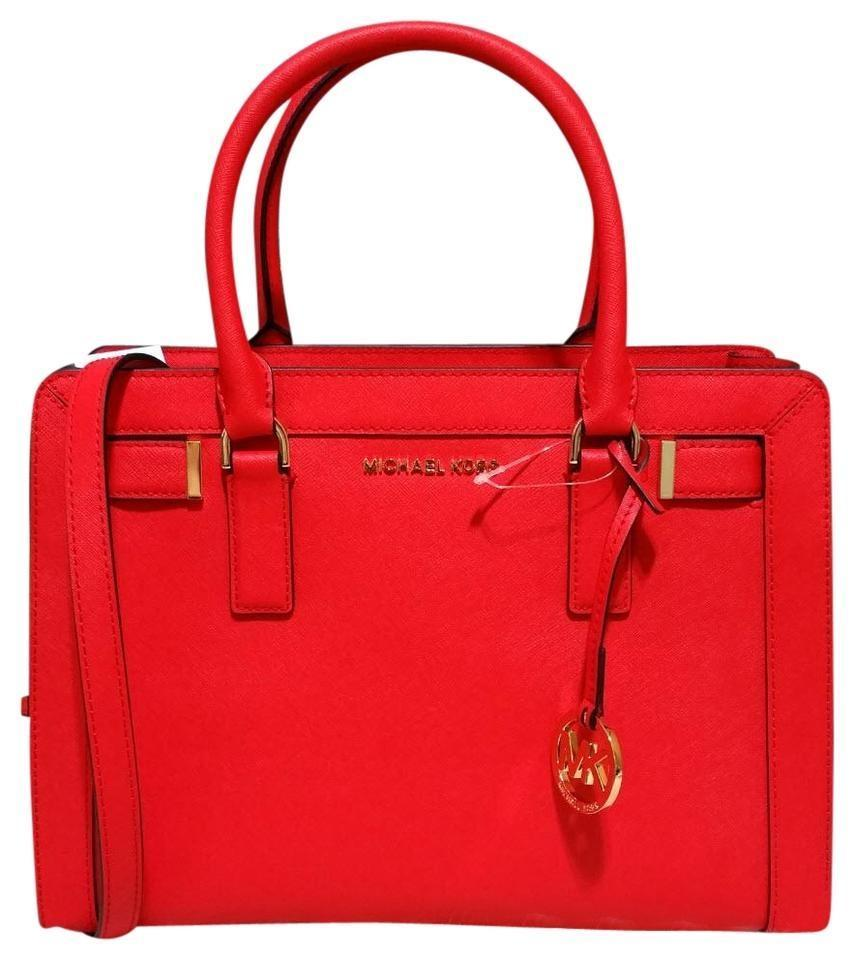 3ada841cf9e4 Michael Kors Dillon Medium Saffiano Leather and 50 similar items
