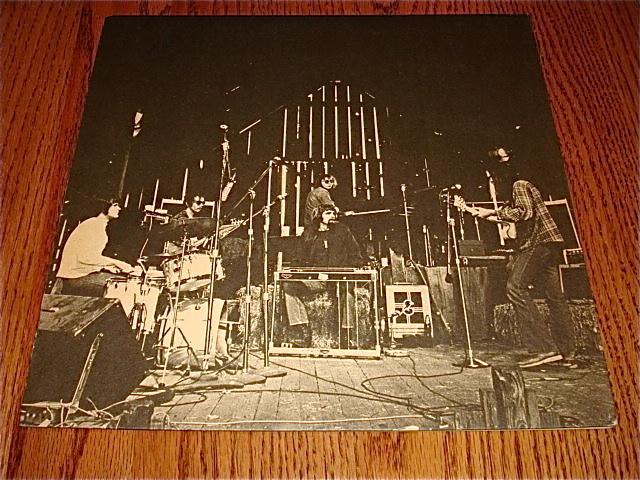 NEIL YOUNG HARVEST COLORED VINYL LP
