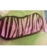 Zebra eye mask - $2.25