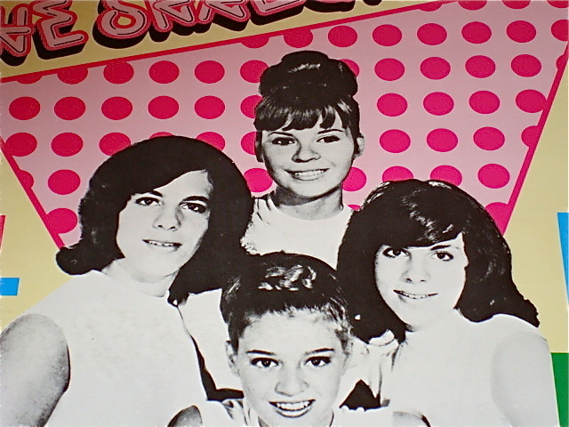 THE SHANGRI-LAS 20 GREATEST HITS LP