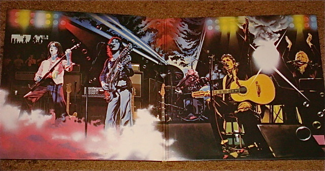 PAUL McCARTNEY WINGS OVER AMERICAN 3-LP SET