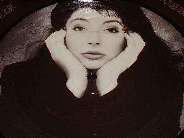 KATE BUSH  7 INCH PICTURE DISC