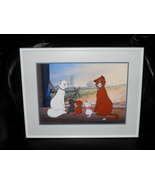 1996 Disney Aristocats Exclusive Lithograph Framed - $17.99