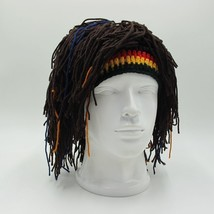 Rasta Wig Beanie Men's Caps Handmade Halloween - $24.49