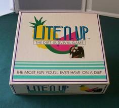 Lite'N Up Diet Survival Game 1990 Complete VGC - $13.50