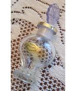 Vintage 1940's or 50's AVON glass bottle Occur perfume eau de toilette  - $19.99